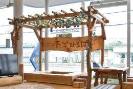 地域産業の持続化へ 学ぶ・体感する「木育」 ネッツトヨタ神奈川 ウエインズ255上大井店【足柄上郡・大井町】