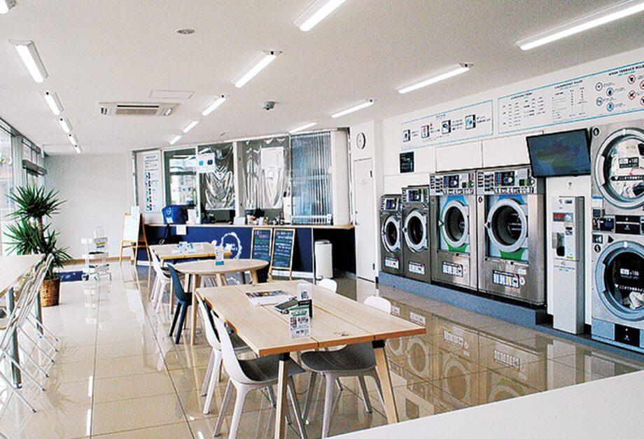 家事負担を減らし、ゆとりを増やす 大人気の洗濯代行サービス WASH TERRACE湘南台店【藤沢市】