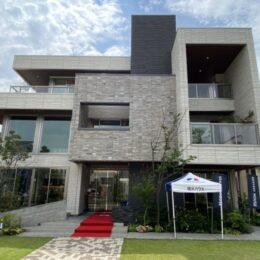 【モデルハウス潜入レポ】積水ハウス「ビエナ」を訪ねてみた。2世帯3階建てのくつろぎの邸宅は開放感たっぷり