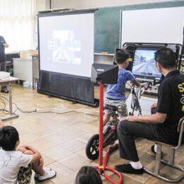 楽しみながら走行時のルールが学べる自転車教室を無料実施中@相模原市緑区:橋本自動車学校