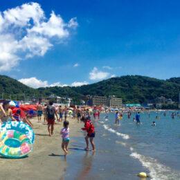 2021年夏休み企画!要事前申込「ワッショイ逗子海岸サマーフェスティバル」が7月26日(月)~8月6日(金)に開催