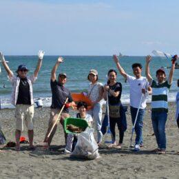 「次の世代もきれいな海岸であってほしい」茅ヶ崎の海の環境を守るほのぼのビーチ茅ヶ崎の思い