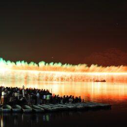 【2021年開催中止情報】さがみ湖花火大会は中止 「コロナと五輪を考慮」