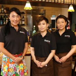 聴覚障がい者支援団体「4Hearts」が、茅ヶ崎市幸町の「Suya」で毎週月曜にキッチンオープン