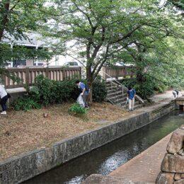 <要事前申込>川崎市内7カ所で同時にごみ拾い!みんなで二ヶ領用水をきれいに!【8月7日】
