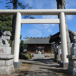 相模原有数のパワースポット「日々神社」を訪問!その由緒や御神木について取材しました!