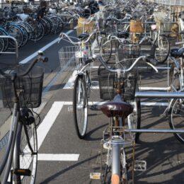 「自転車盗」2021年上半期調査…被害の2/3が無施錠。茅ケ崎警察署「鍵かけ徹底を」 と呼び掛け