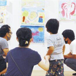 横浜市民ギャラリー 子どもの渾身の作品並ぶ「横浜市こどもの美術展」 2年ぶりの開催