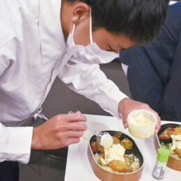 文教大学 目指せ「弁当・惣菜日本一」 スーパー・神大と商品開発【茅ヶ崎市】