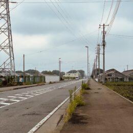 真っすぐ真っすぐ53㎞ 藤沢も通る「水道みち」って知ってる?