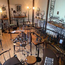<工房探訪>「アイアン好き」も注目 八王子のザンスカール工房・鍛造作家を訪ねてみた 鉄インテリア「生活に潤いを」