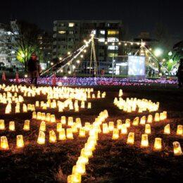 アートから「防災」考える  横浜市南区の冬の風物詩「光のぷろむなぁど」2021年もスタート