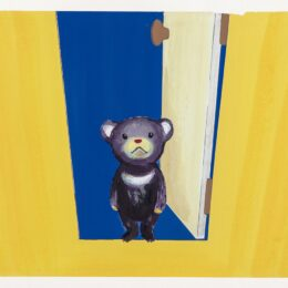 絵作家・酒井駒子さんの巡回展「絵とことば」に出会う@横須賀美術館7月10日(土)から
