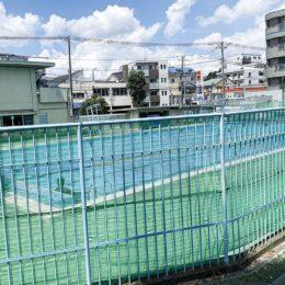 <2021年>横浜市屋外公園プール 感染対策行い2年ぶり開設【神奈川区】