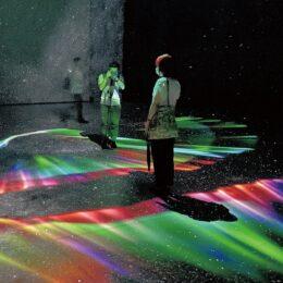 横浜赤レンガ倉庫で「 星と歩く」プラネタリウム開催中<8月18日までの限定>