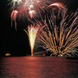 〈2021年開催中止〉芦ノ湖夏まつりウィーク(7月31日~8月5日)の連夜花火大会
