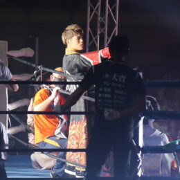 【王座挑戦ほぼ確】ボクシング佐々木尽が地元・八王子で漫画レベルの神がかった逆転KO勝利