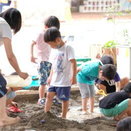 日本一幸せな幼児期を@なかの幼稚園【八王子市】