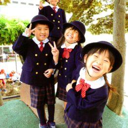 自然と学びでワクワクとメリハリのある園生活/八王子桑の実幼稚園