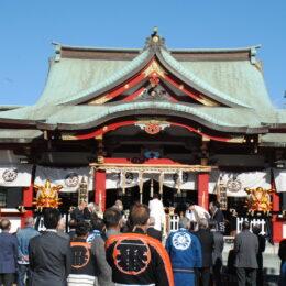 横浜市鶴見区、潮田地域の総鎮守「潮田神社」鎮座100年の由緒とこれからの未来