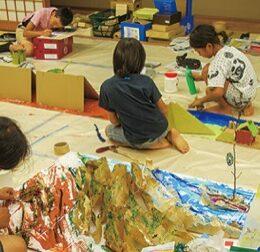 「イチオシ葉山の宝はこれだ!」子どもたちのアンケートをもとに造形作品を製作・披露9月14日(火)から