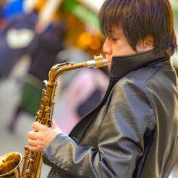 サックス奏者・中村健佐さん演奏会「ハナミズキ」など名曲を披露【9月18日】@かわさきゆめホール