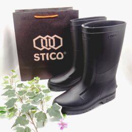 【体験レポート&モニター募集】軽い・蒸れない・滑らない!記者愛用の〝STICO長靴〟(ワークブーツ)。防災グッズにも最適!