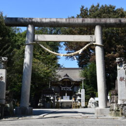 【神社そぞろ歩き】座間市のパワースポット、地域に愛され続ける氏神様「栗原神社」