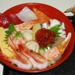 お会計から15%OFF:海鮮丼 Vinegar/はだのにぎわいランチフェスティバル