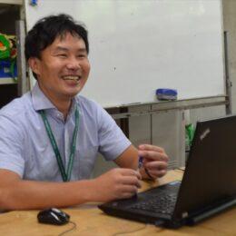 生徒を一番に考え、学びの楽しさを教える「玉川学園」の技術・家庭科教員を取材しました。社会の一員として意識する大切さとは?