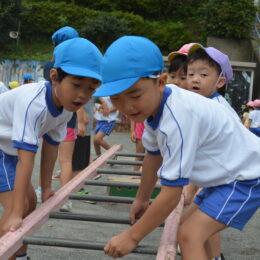 <取材レポ>平塚市「清水学園付属幼稚園」の「体育ローテーション」で見つけた子どもたちの元気のひみつ