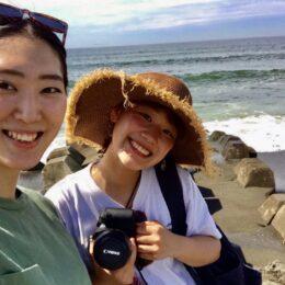 「楽しい!」を原動力に「茅ヶ崎のSDGs」を全力発信!20代の女性環境ユニット『BENIRINGO』取材レポート