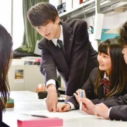 横浜市旭区の『星槎高等学校』/「共感理解教育」で人とのつながりを学び、共生社会創造の種を育てる