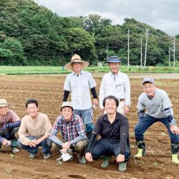 茅ヶ崎市内初の新規営農者・石川正人さん。就農10年「安定経営できてる」