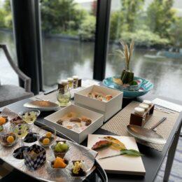 <取材レポ>横浜初!日本料理の匠がこだわって作る「和のアフタヌーンティー(濱茶膳)」ザ・カハラ・ホテル&リゾート横浜
