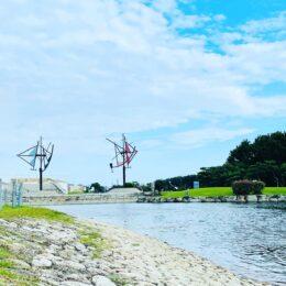 辻堂海浜公園でてくてく散歩♪ サザン池ののどかな空間に心が洗われる