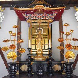 43年ぶり 秘仏を御開帳 横浜市磯子区峰町の阿弥陀寺で<2021年9月20日(月)から26日(日)>