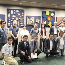【小田原三の丸ホール】伝統の技を未来へ、9人の若手職人の「木工アート」を展示!