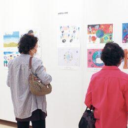 【9/24~9/26開催】笑顔溢れる445点 「やまと国際アートフェスタ」@大和市シリウス