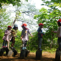 安部幼稚園/つよく、やさしく、生きる力を、約3500坪の緑豊かな環境で。【横浜市港南区】