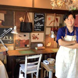 茅ヶ崎と西丹沢、人と人とをつなぐ「革ものづくり」。古民家アトリエ『Leather Room Bluno』は好奇心をくすぐる「大人の秘密基地」!