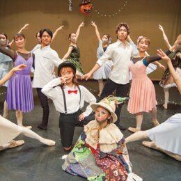 動画公開!川崎市・洗足学園大卒業生ら、バレエ版 「えんとつ町のプペル」インスタとユーチューブで