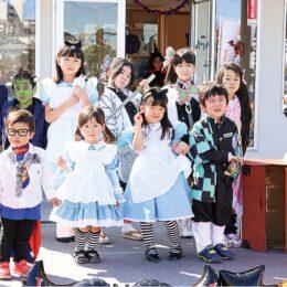 【ハロウィン】<川崎市・新百合ヶ丘商店会>2021年の仮装は写真で!投稿型コンテスト開催中!