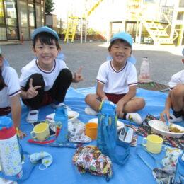 湘南桜ヶ丘幼稚園/初実施のデイキャンプをレポート!【平塚市桜ケ丘】
