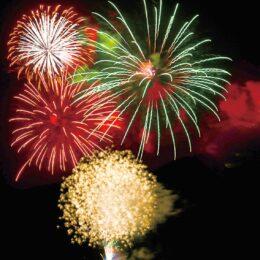 【箱根強羅】2021年大文字焼100年で延期の打ち上げ花火、10月31日に開催決定!