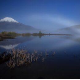 山北町の諸星さん写真展「富士山に逢いたくてⅡ」〈@山北町立生涯学習センター 10月12日~24日〉