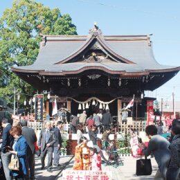 【2021年は事前予約制】七五三のお参りは川崎の祈願所・溝口神社へ!コロナ対策も万全