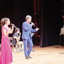 麻生区のイメージソングを歌う「FAiCOのミニライブ&ボーカルステージ」開催 @麻生市民館大ホール