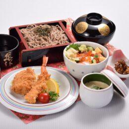 小梅ランチ1,650円→1,430円:和風レストラン 魚作/はだのにぎわいランチフェスティバル